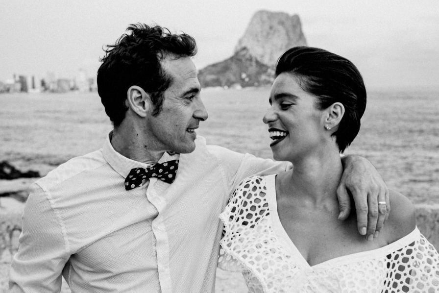 fotografo de boda Calpe alicante