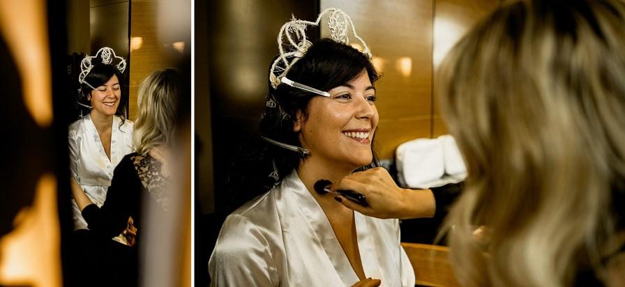 boda en Hotel executive sport