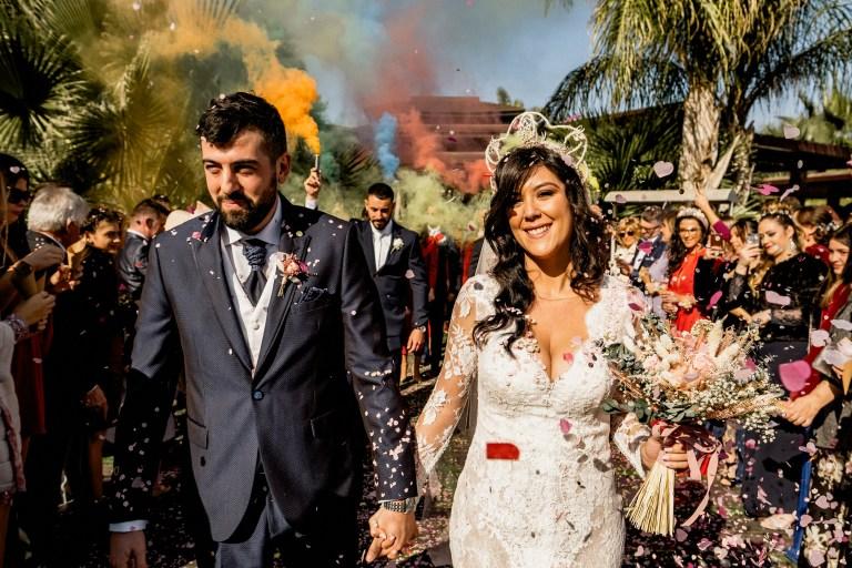 boda en Hotel Executive Sport Murcia