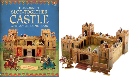 slot together castle