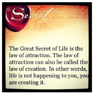 law of attraction, the secret, inspirational quotes