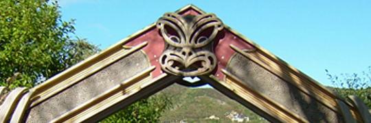te kura maori banner