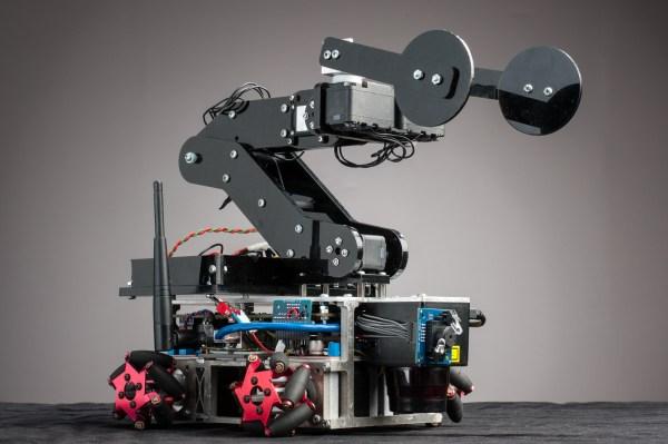 Victoria Engineering Students Win Australasian Robotics