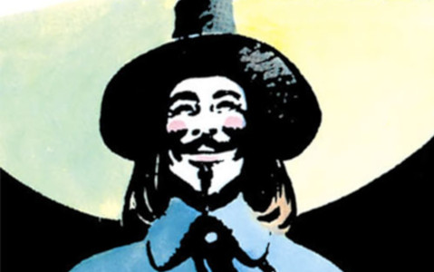 Beethoven's Fifth & V for Vendetta
