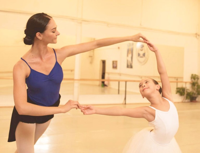 How to help your child succeed in ballet/dance class? 