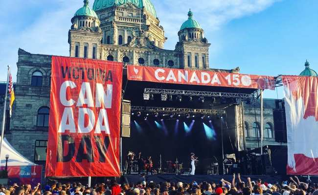 Here Is The Schedule For Canada 150 Celebrations In The