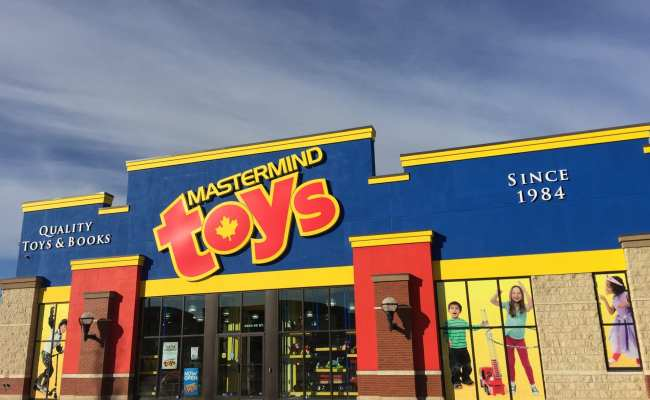 Mastermind Toys To Open At Westshore Town Centre