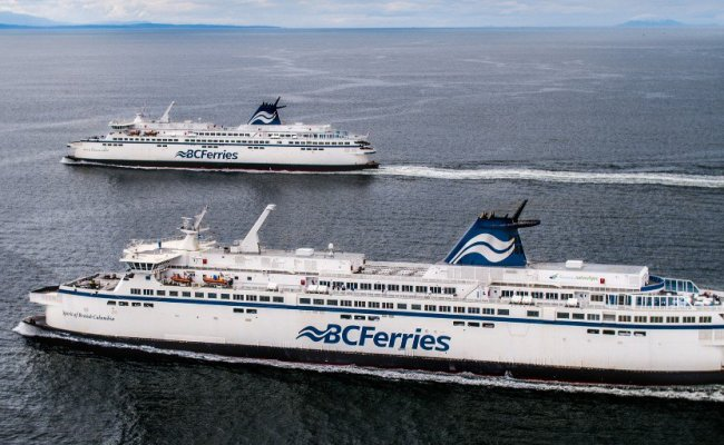 Bc Ferries Adds Over 90 Sailings For Victoria Day Long Weekend