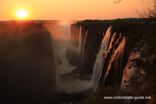 Victoria Falls Sunset Wallpaper Victoria Falls Activities What You Can Do In Victoria