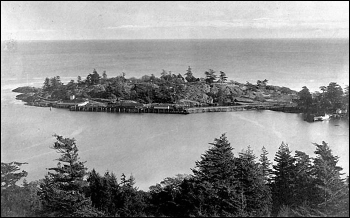 William Head Quarantine Station (1872-1959).