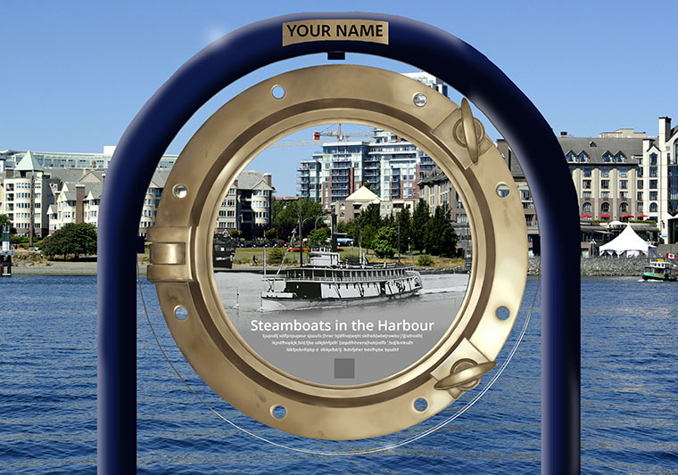 A Porthole to the Past
