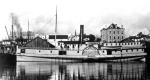 SS Isabel At Nanaimo BC Archives A-00078 - copy