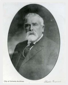 Mayor Hayward Victoria Archives