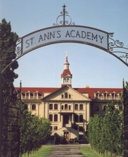 Today's St. Ann's