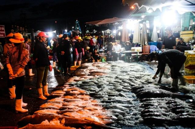 Victoria Phan Thiet - Phan Thiet Fish Market - James Pham-16