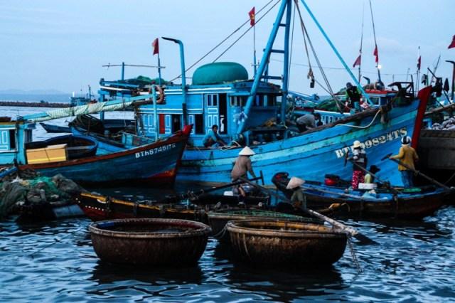 Victoria Phan Thiet - Phan Thiet Fish Market - James Pham-41