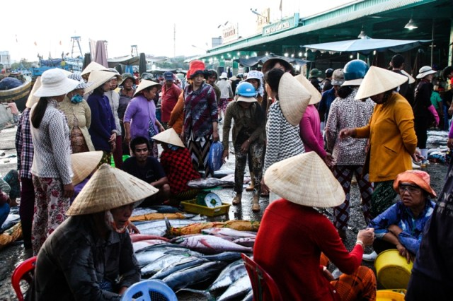 Victoria Phan Thiet - Phan Thiet Fish Market - James Pham-53