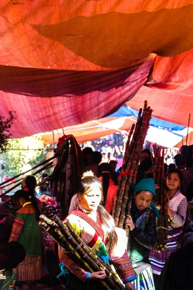 Sapa - Cao Son Hmong Market - Image by James Pham-17