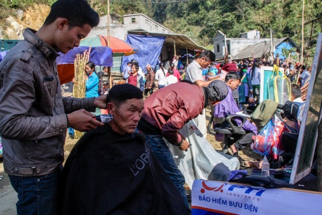 Sapa - Cao Son Hmong Market - Image by James Pham-59