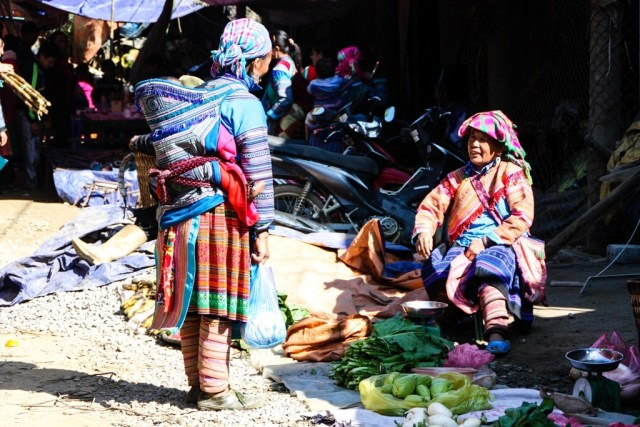 Sapa - Cao Son Hmong Market - Image by James Pham-72