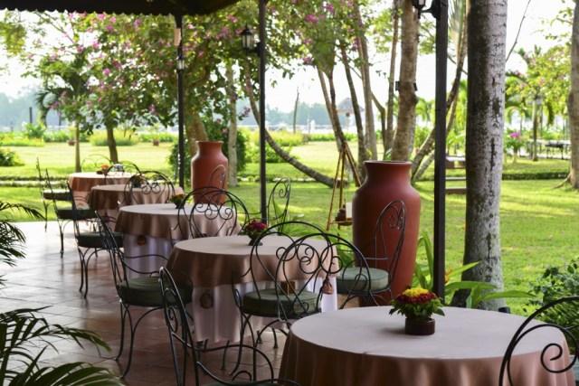 Victoria Can Tho Resort_Vietnam_Mekong Delta_Spices Restaurant_Terrace