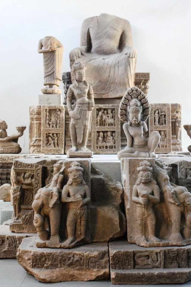 Da Nang Museum of Cham Sculpture - James Pham -7