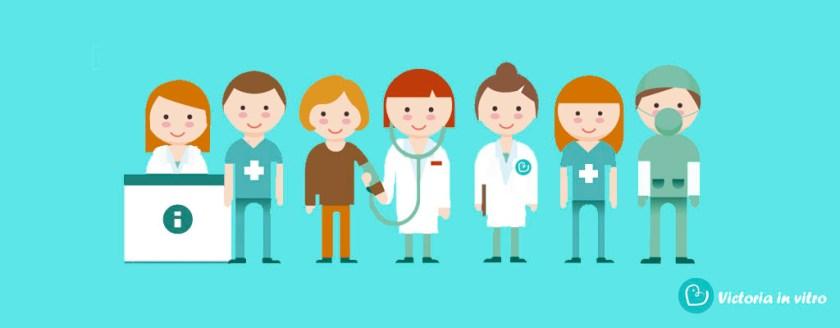Recursos humanos, equipo, reproducción asistida, ginecólo, andrólogo, embriólogo, anestesista, profesionales