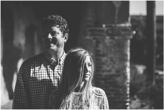 Portrait ideas for a san juan capistrano wedding photographer when shooting at the Mission