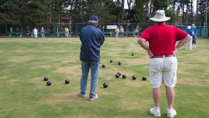 Sunday Draw @ Victoria Lawn Bowling Club