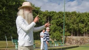 70-plus Singles Tournament @ Victoria Lawn Bowling Club