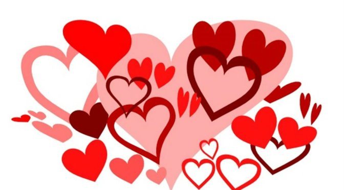 Valentine's Day Spring Bowling