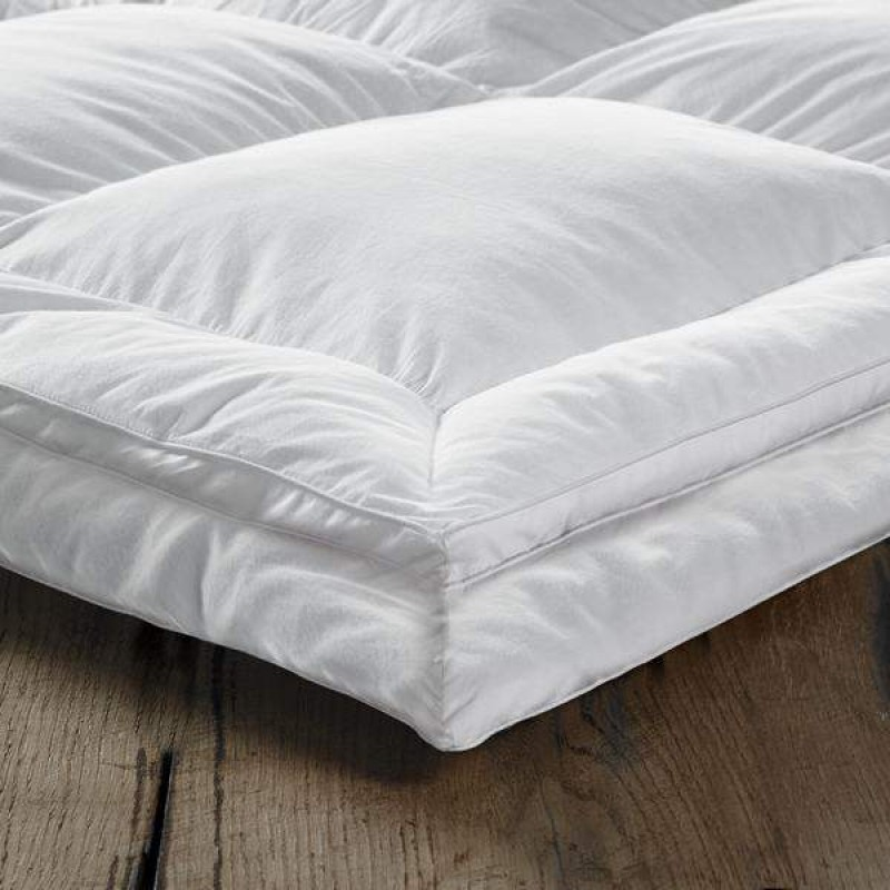 Mattress Topper  Feather  Down Combination  Luxury