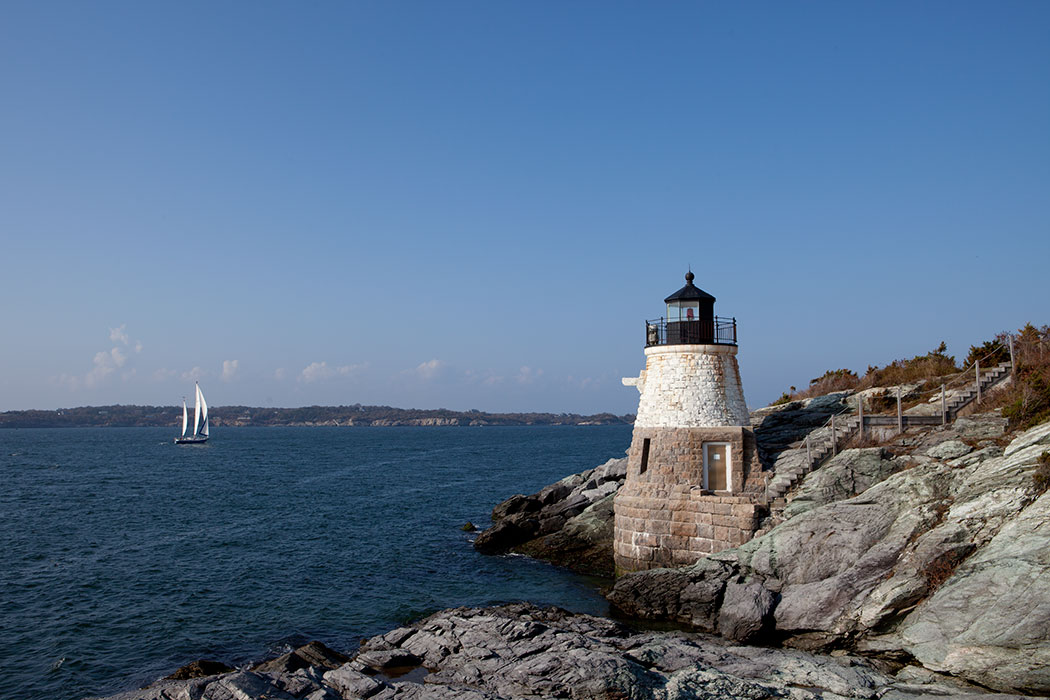 A Seaside Sanctuary Newport Rhode Island