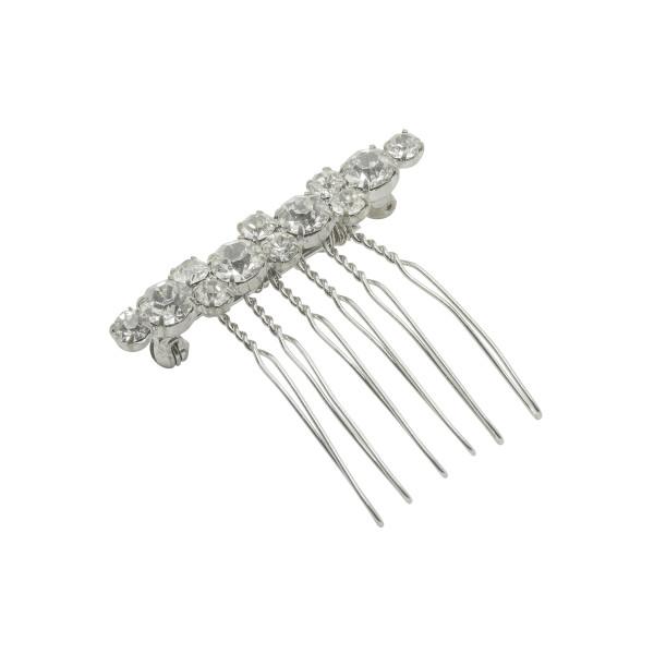 vintage bridal comb no.c16004