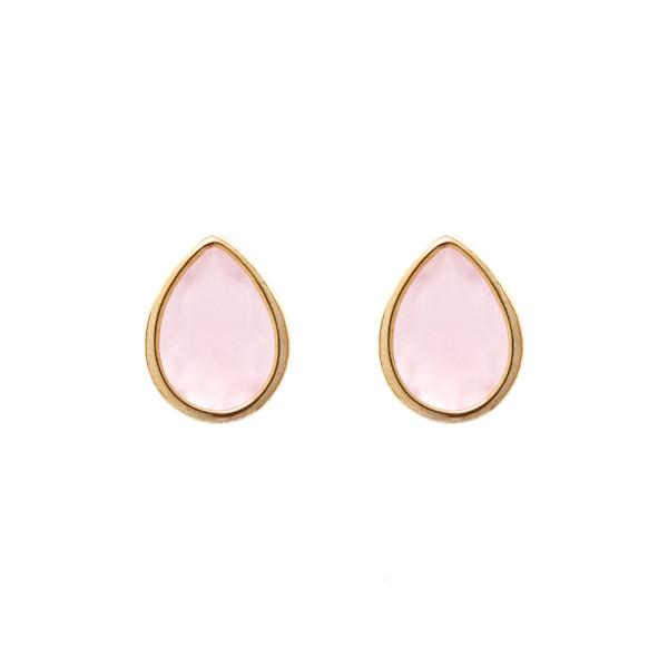 GD-E28-Gold-Dust-Bridesmaid-Earrings2-Rose