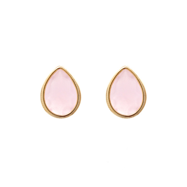 GD-E28-Gold-Dust-Bridesmaid-Earrings2-Rose