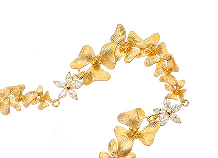 VICTORIA MILLESIME GD-H20-Gold-Dust-Orchid-Forehead-Band copy