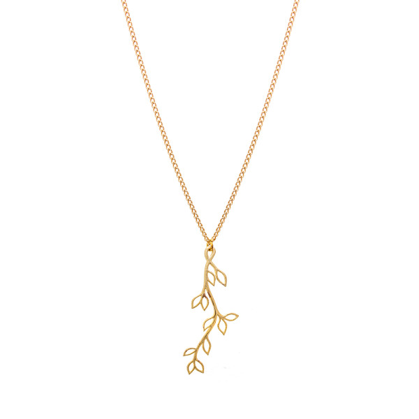 GD-N30-Gold-Dust-Necklace-Trailing-Vine