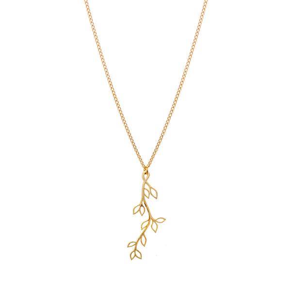 GD-N30-Gold-Dust-Necklace-Trailing-Vine