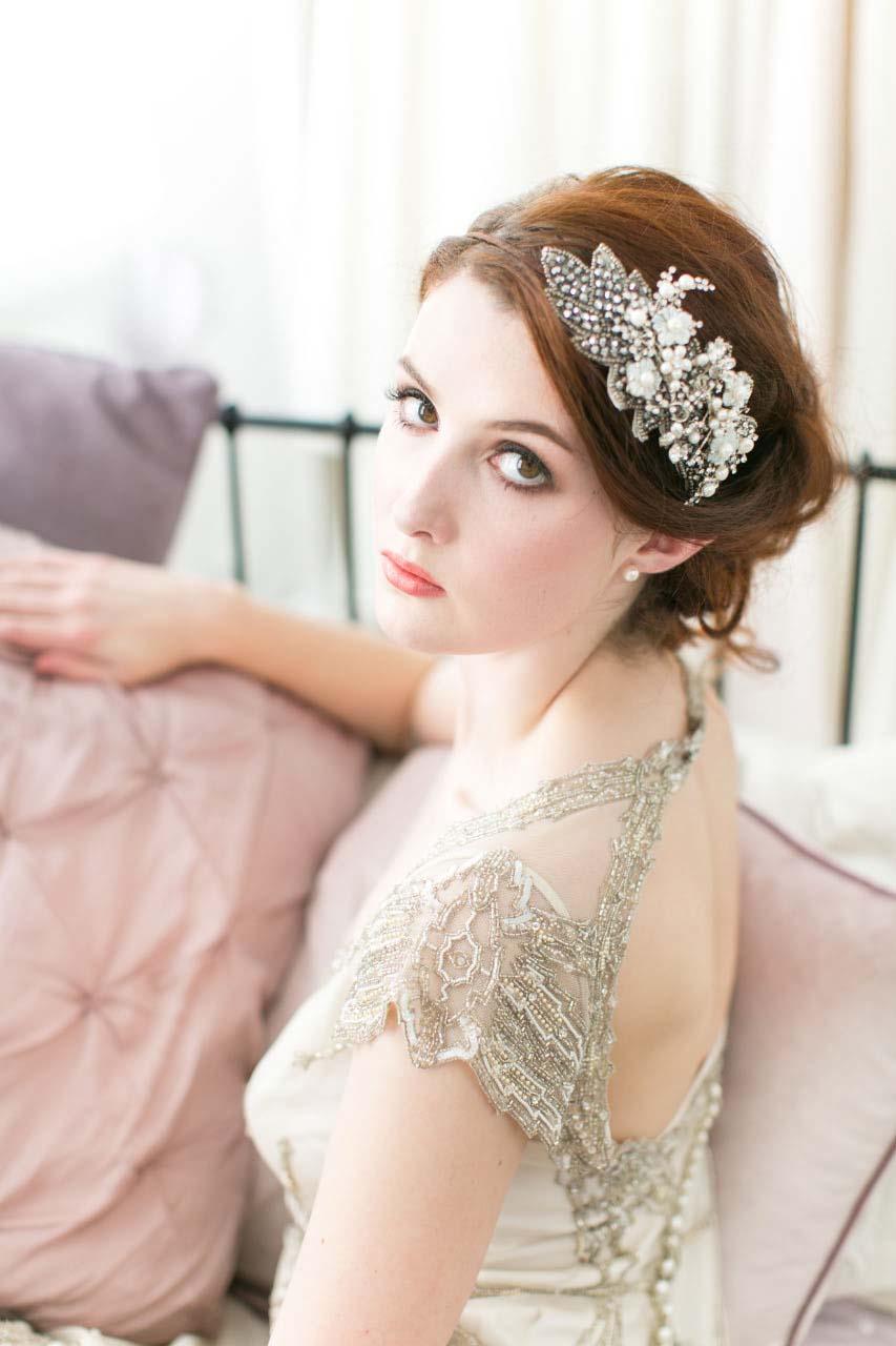 wedding hair accessories | bridal headpieces | london shop now open