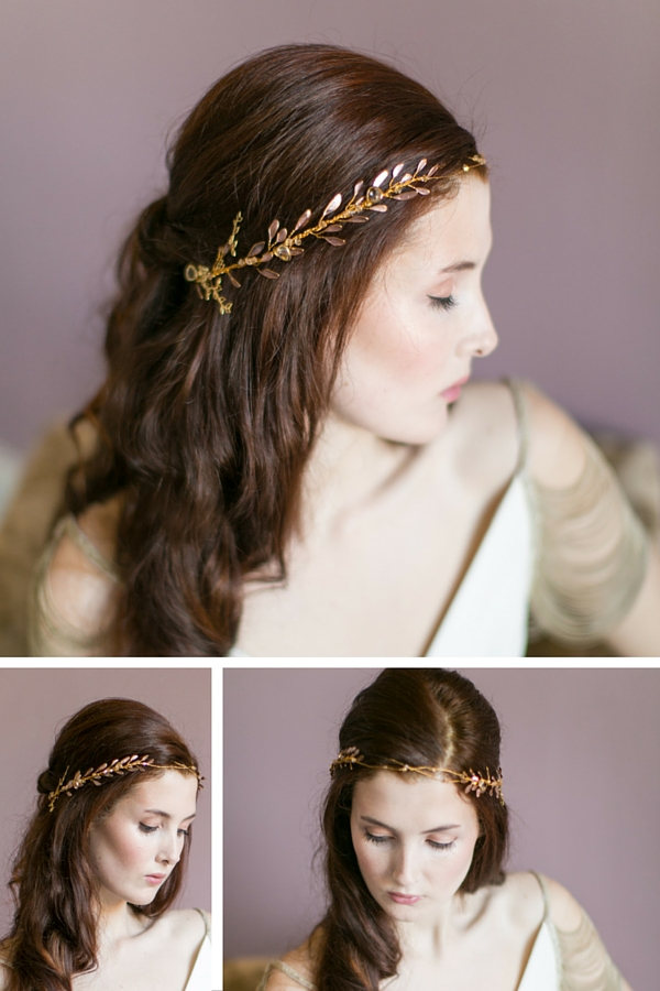 Ethereal Bridal Halos // www.victoriamillesime.co.uk