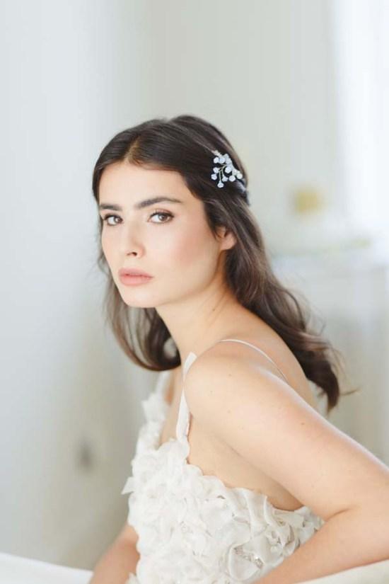 Bridesmaid hair pins