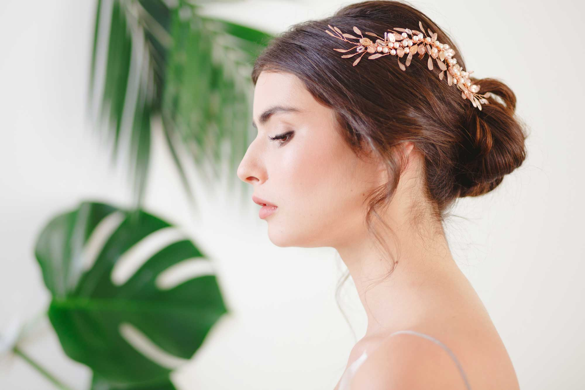Victoria Millesime Heritage Collection Bridal Headpieces