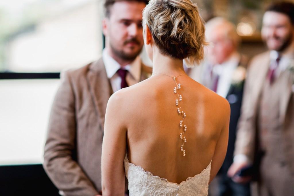 bridal shoulder necklace