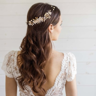 Wedding Hair Vine UK