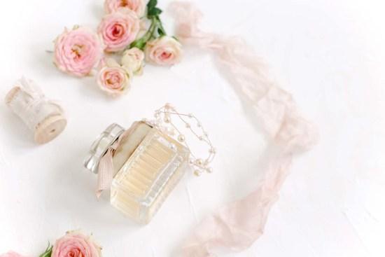 Larkspur Pearl Bridal Cuff