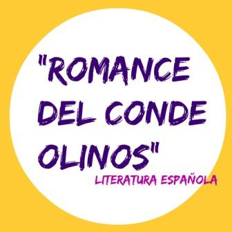 Romance del conde Olinos. Un bellísimo romance. Escuchad su ritmo. Esos enamorados y esa madre mala malísima. Una historia de amor preciosa.