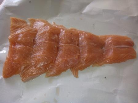 SALMÓN AL HORNO sin espinas ni mal olor. Una receta para los que lo piensan dos veces antes de cocinar pescado. ¡Venga! Probad esta receta y disfrutar.