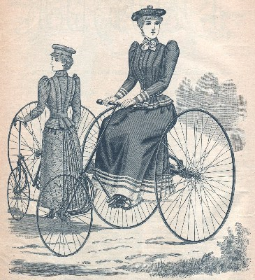 Image result for victorian era bicycles