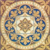 Victorian Tile Patterns | Tile Design Ideas